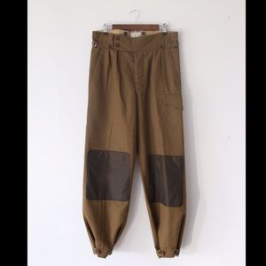 Rare Australian Military issue wool pants size 11